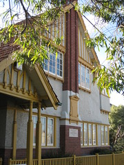 Harnett House; a Melbourne City Mission Queen Anne Home