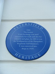 Photo of Blue plaque number 10699