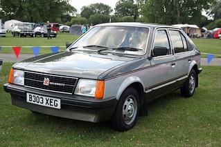 1984 Vauxhall Astra 1.3 Celebrity Mk1