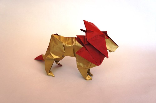 Leon - Nicolas Gajardo Paper Lion 9 Photos 615