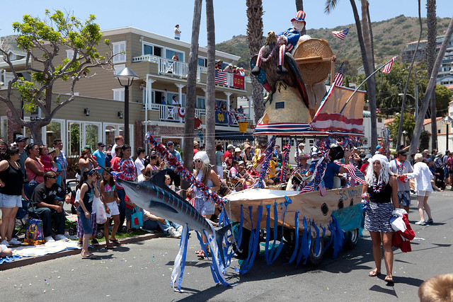 Catalina Island Day #7 (4th of July Parade) - Avalon, CA - 2011, Jul - 05.jpg