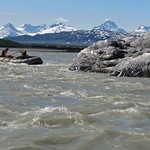 day #7 along the Alsek river