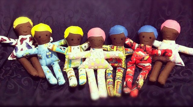 dolls for unganda