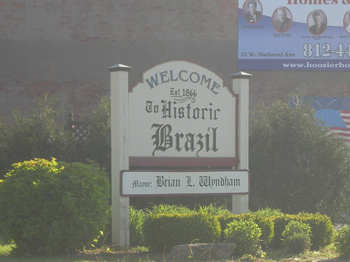 Welcome to Brazil, Indiana