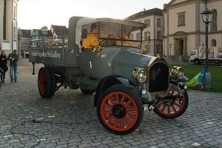 Saurer Truck 1917