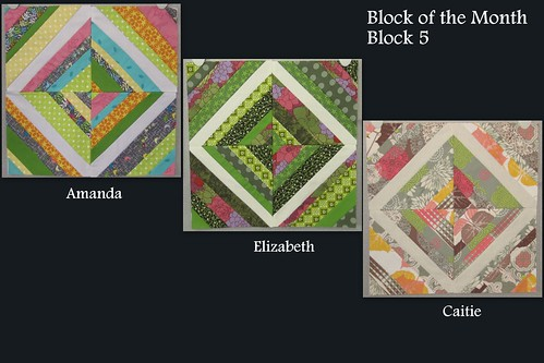 Block of the Month, Block 5