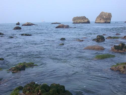 柴山西海岸。(攝影:陳昭倫)