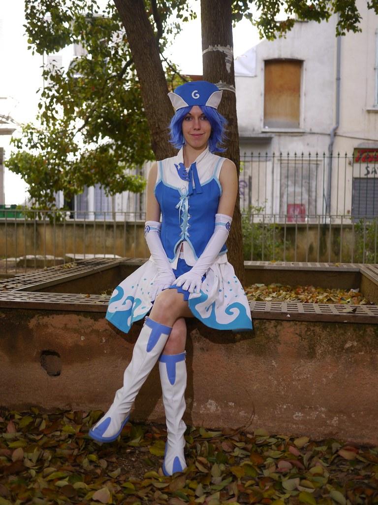 related image - Après-midi Aoi Sora Cosplay - Mesclin Café - Toulon - 2012-04-07- P1360933