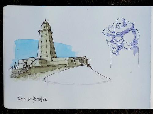 Coruña - Torre Hercules