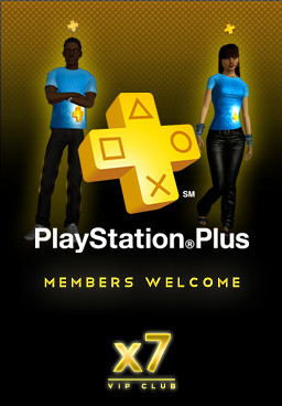 PlayStation Home: PlayStation Plus