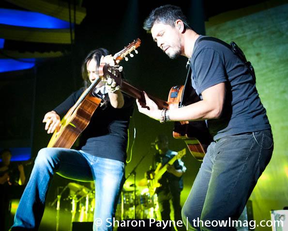 Rodrigo y Gabriela @ The Hollywood Palladium, LA 4/7/12