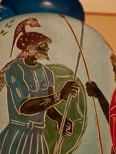 1000/780: 09 April 2012: Thracian Warrior by nmonckton