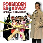 """""""Forbidden Broadway,"""" presented by the Huntington Theatre Company through at the Calderwood Pavilion at the Boston Center for the Arts. Part of the 2005-2006 season. Photo by Eric Antoniou."""