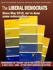 The Liberal Democrats: 'We've Done Some Redecorating...'
