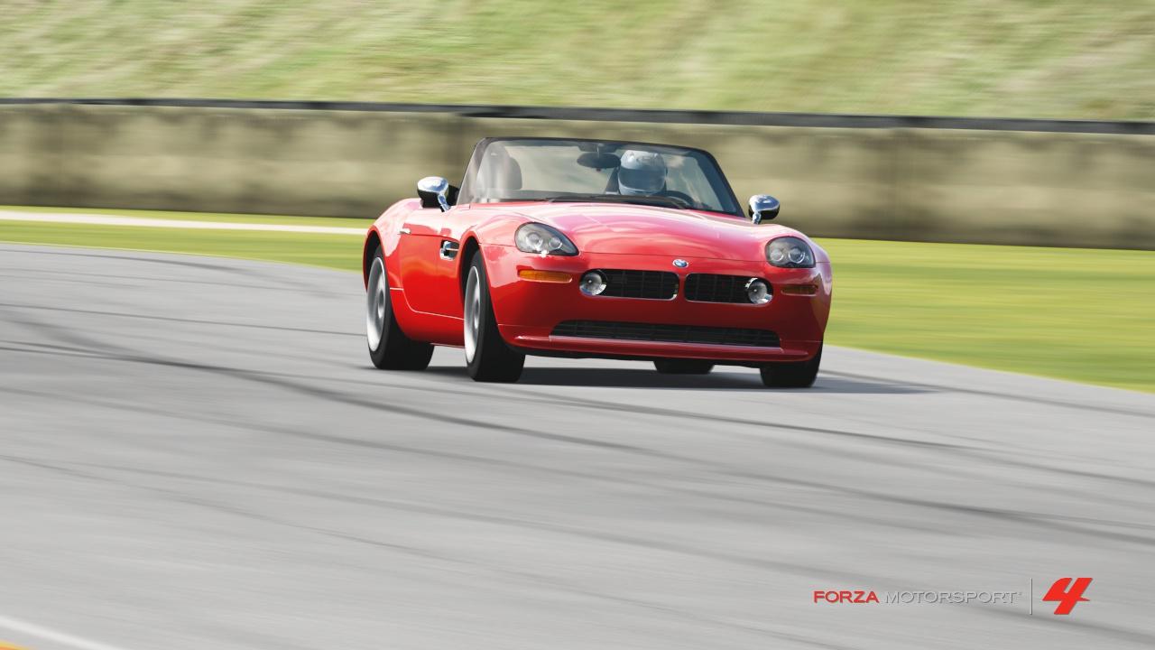 Forza 4 Car Amp Track List