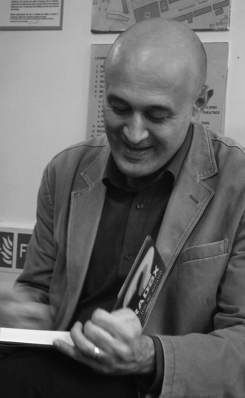 Professor Jim Al Khalili, ERS Turing lecture 02