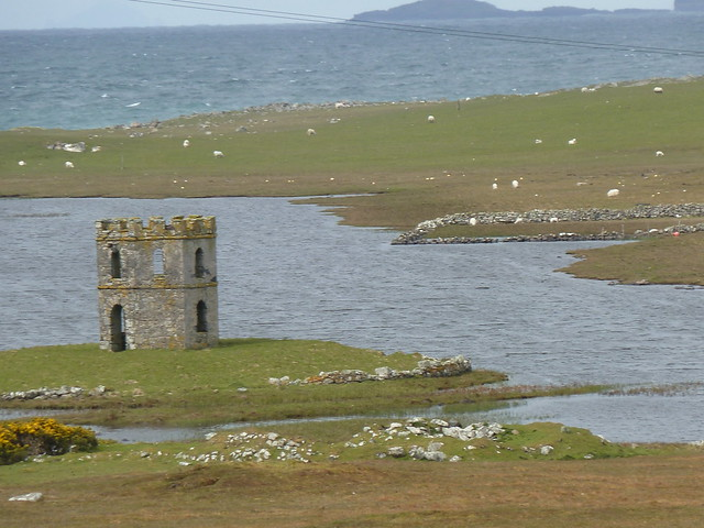 MacLeod's Tower, North Uist