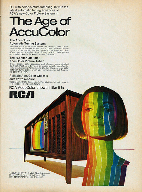Vintage Ad #1,928: The Dawning of the Age of AccuColor