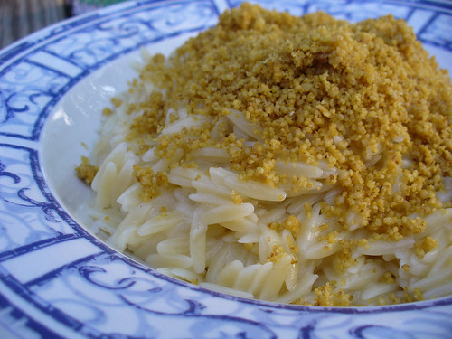 2012-05-18 - Orzo With Vegan Parm - 0005