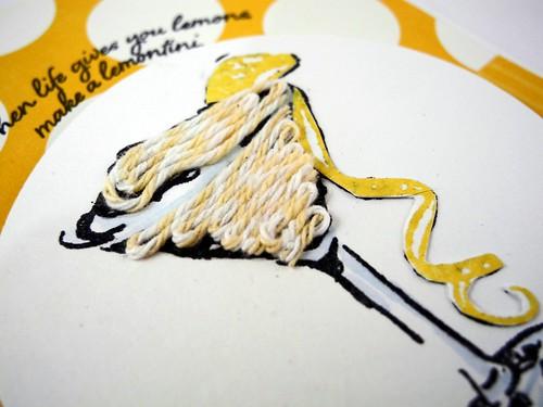 Lemontini (detail)