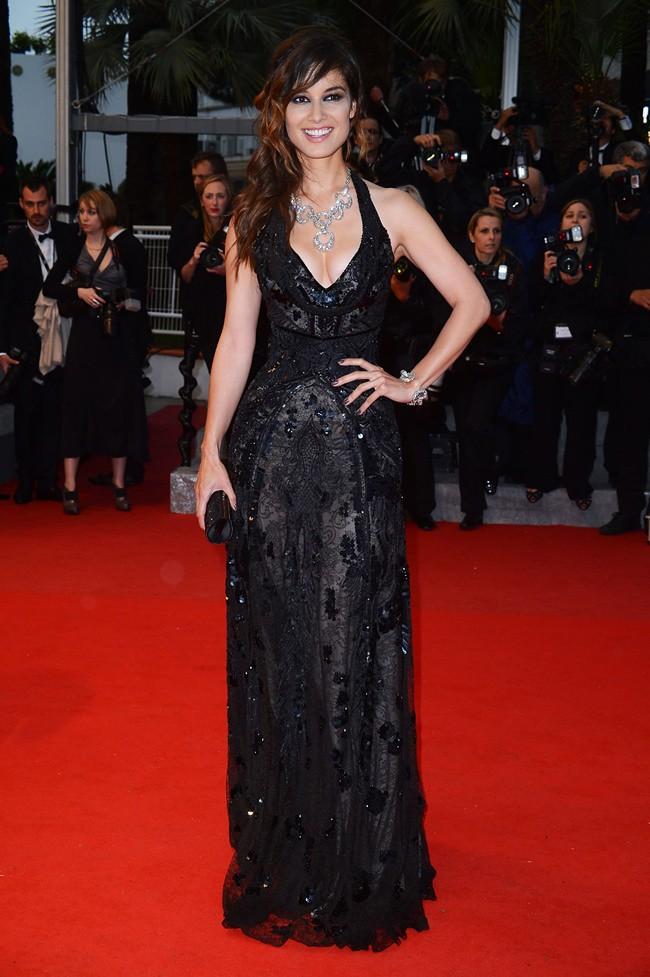 5 - Berenice Marlohe in Roberto Cavalli Amour Premiere @ Cannes Film Festival 2012 20-05-2012