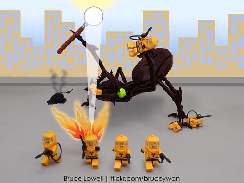 LEGO Mutant Ant