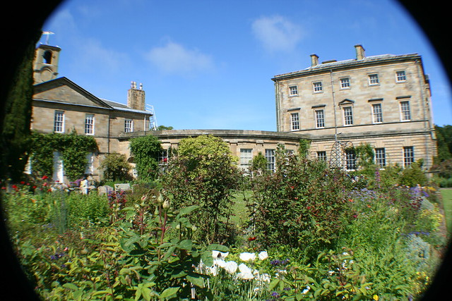 Howick Hall, Northumberland