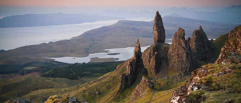 The Storr, Skye - Dawn
