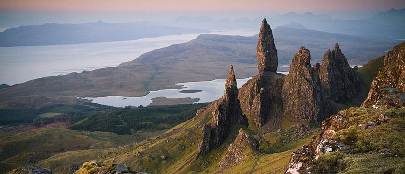 The Storr, Skye - Dawn