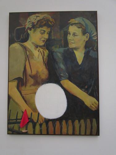Ilya Kabakov: Charles Rosenthal: Two weavers
