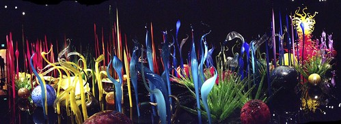 Chihuly Glass Museum - Seattle