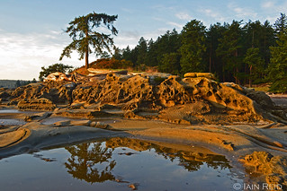 Morning at Gabriola