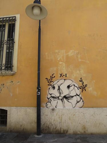 Streetart in Ravenna