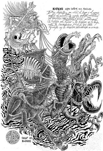 004-Necronomicon ilustrado-LLuïsot