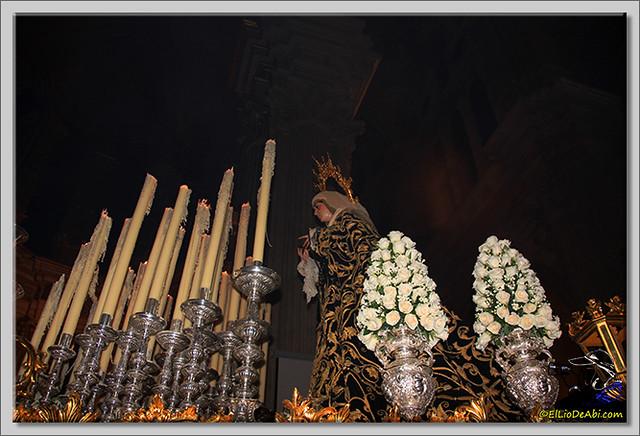 Semana Santa en Málaga. Cofradia de Viñeros (17)