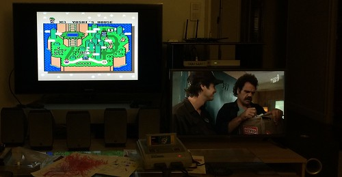 Super Mario World vs. Ace Ventura