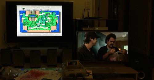 Super Mario World vs. Ace Ventura
