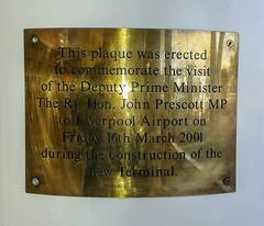 Photo of Bronze plaque number 39459