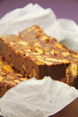 Ginger & Apricot Tiffin