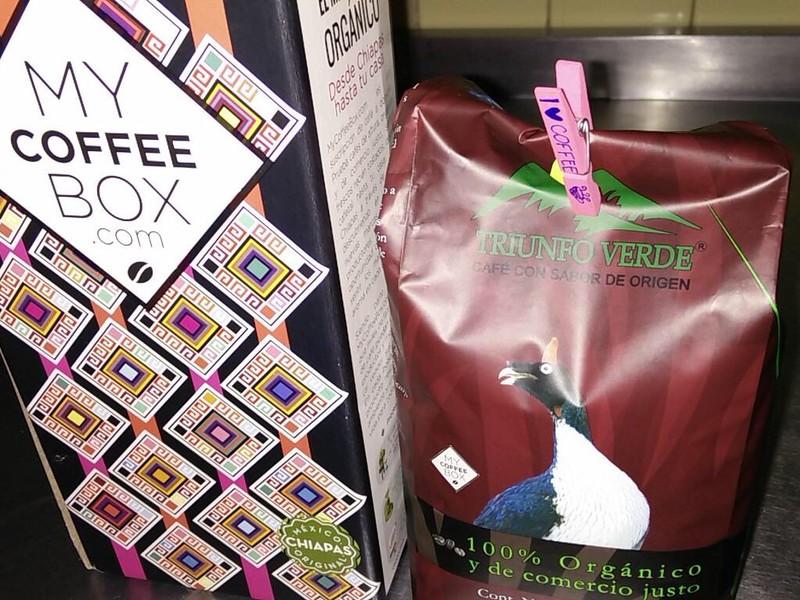 Foto de @LuisAlphonse: Triunfo Verde es un café delicado y singular, además orgánico, de comercio justo y llega a domicilio @MyCoffeeBoxmx http://t.co/y3kaGv13OM