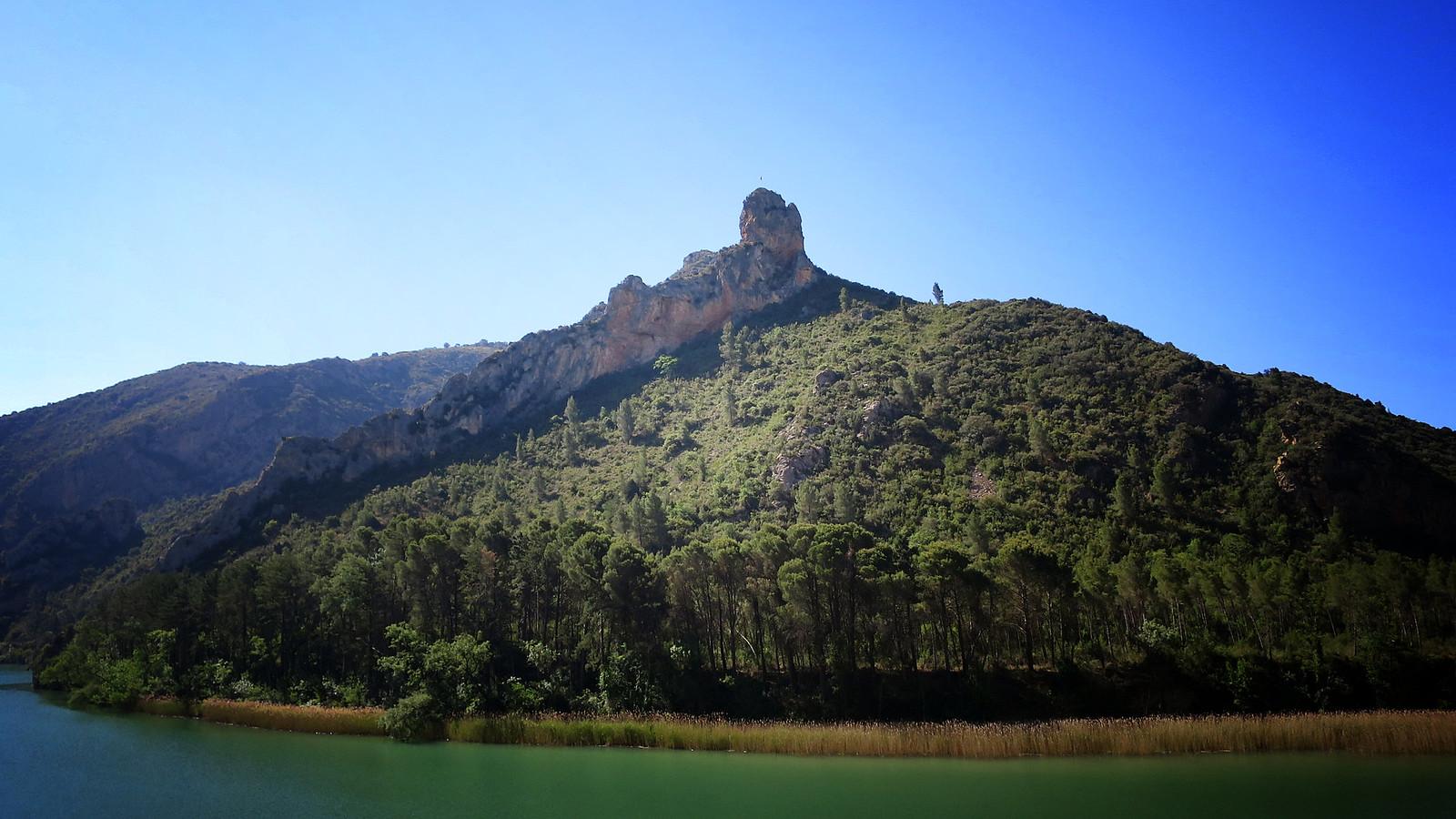 Volta al pantà de Sant Llorenç de Montgai