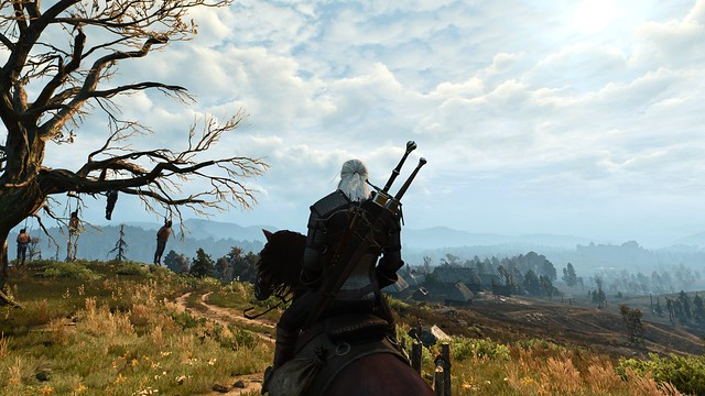 Witcher 3 Graphics    are good once you fix them  | Forums - CD