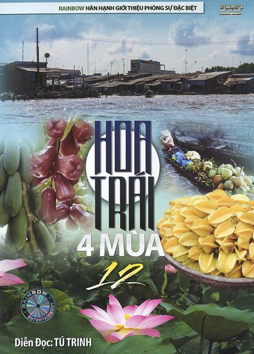Hoa Trái Bốn Mùa 12 DVD5|ISO