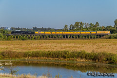 Union Pacific 844 | 4-8-4 Steam | UP Brinkley Subdivision 2