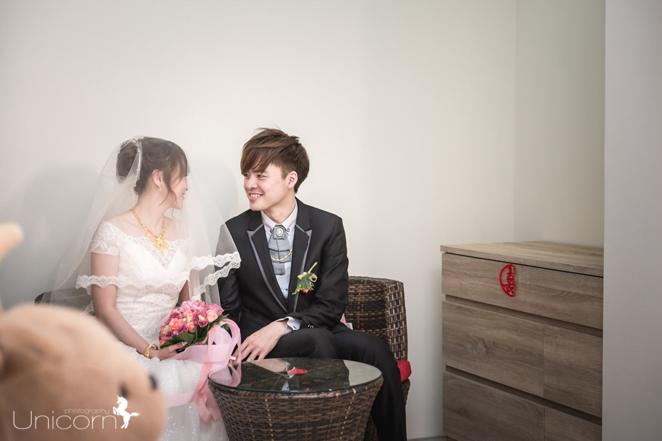 《婚攝一条》偉凡 & 慧如 / 鼎尚婚宴會館