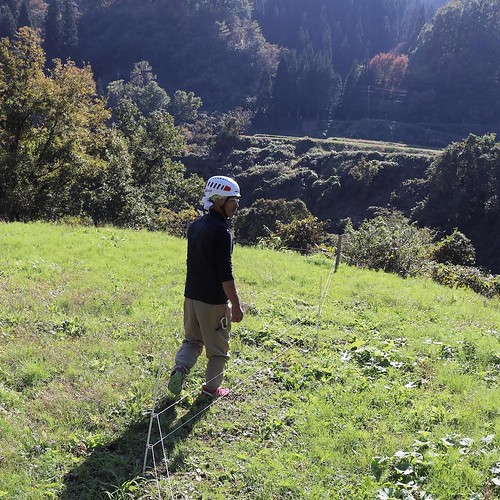 田んぼを見て回りに。広い! #なんと #南砺 #富山県