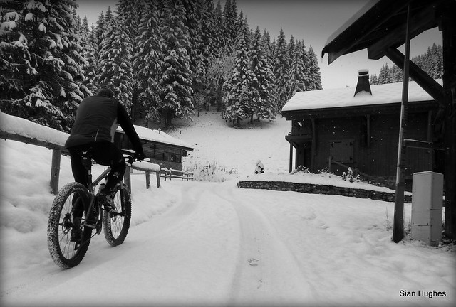 Snow biking Vallee d, Panasonic DMC-TZ8
