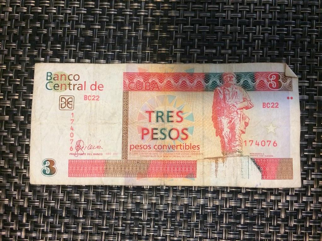 Cuba. Peso