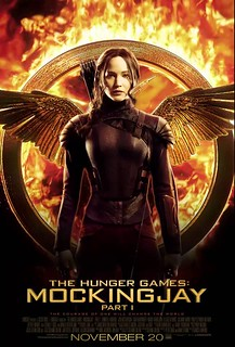 飢餓遊戲-自由幻夢 I │ The Hunger Games-Mockingjay - Part 1 (2014)