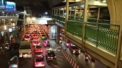 BTS Skytrain Asok Station, Bangkok